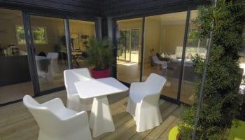 Visitez une maison bois BBC avec Patio les samedi 10 et dimanche 11 mars 2012
