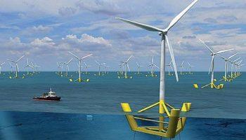 L'éolien flottant, un pari technologique