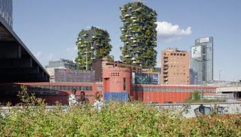 Le premier-immeuble forêt du monde
