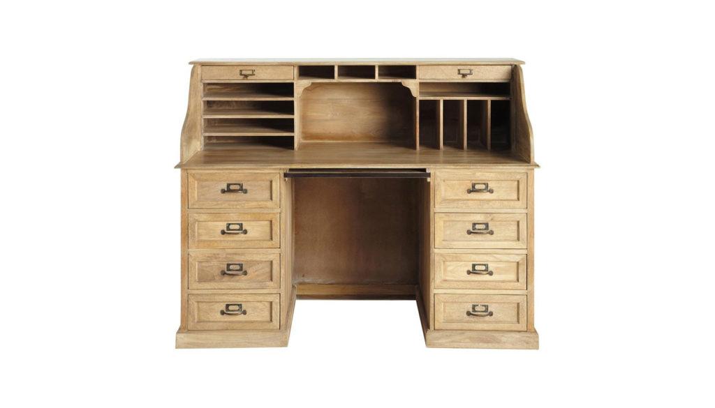 Mobilier en bois une sélection de bureaux en bois pour l