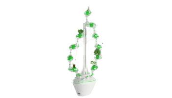 Un mini jardin hydroponique