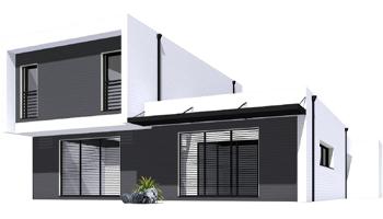 Trecobat expérimente une maison bois adaptée aux climats méditerranéens
