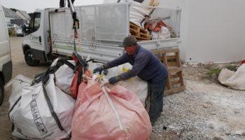 Déchets sur les chantiers : Trecobois à la pointe de la collecte