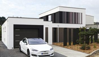 La Villa E-Roise anticipe la future réglementation thermique