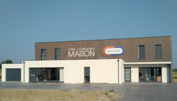 Inauguration d'un siège régional Trecobat à Toulouse