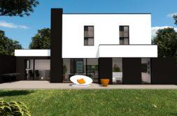 Maison+Terrain de 6 pièces avec 4 chambres à Guimaëc 29620 – 178424 € - DPOU-18-12-20-82