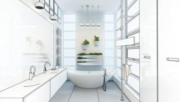 Imaginez votre future salle de bains