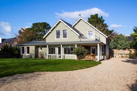 Nouveau Une maison à l'américaine à Guérande (44) | Trecobois RY-66