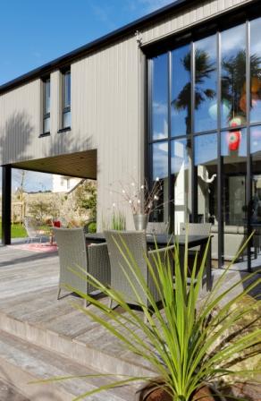 design maison bois