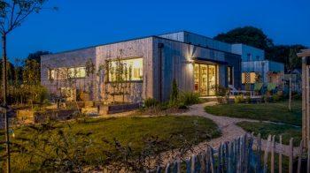 Le pack « Maison en bois à haute performance énergétique» : le confort à tarif maîtrisé