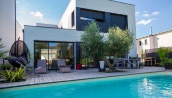 Maison de style avec piscine en Ille-et-Vilaine (35)