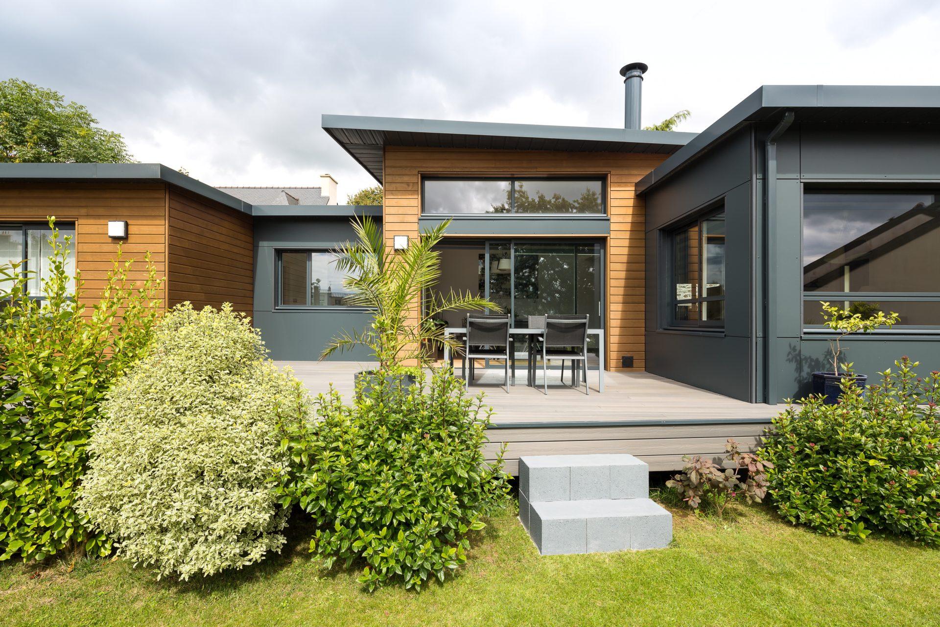 Design De Votre Maison En Bois Vous Avez Carte Blanche Trecobois