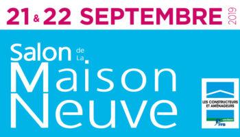 Trecobois expose au Salon de la Maison Neuve à Bordeaux (33) les 21 et 22 Septembre 2019