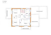 plan-etage-maison-bois-trecobois