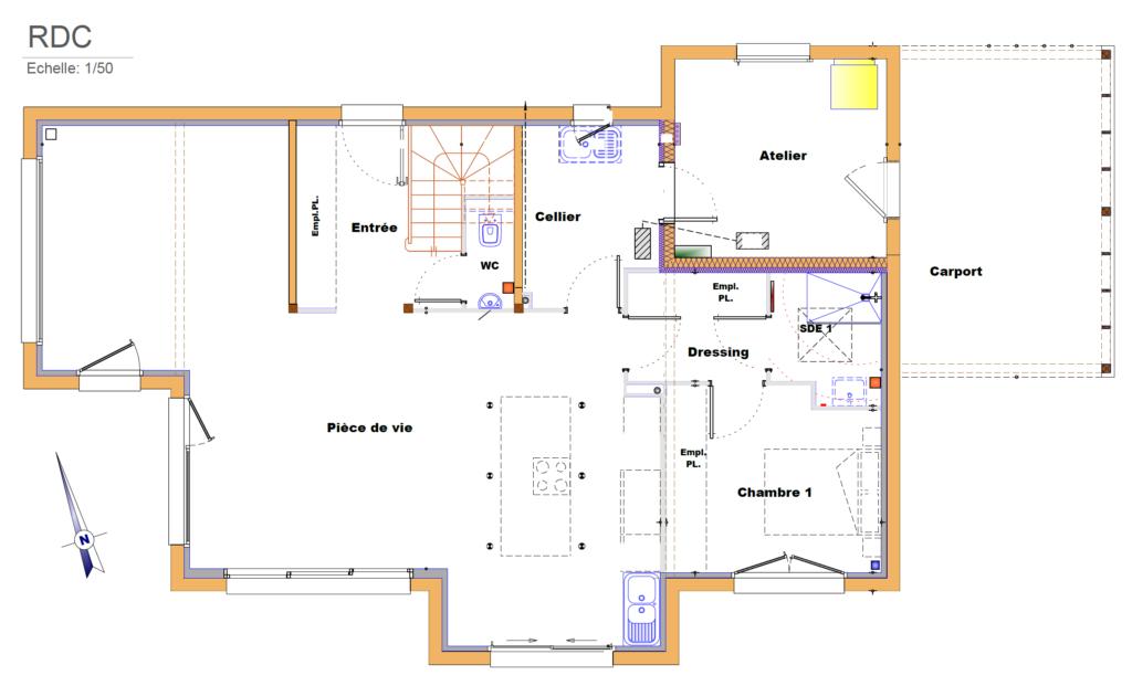 Maison En Bois Design Et Chaleureuse Sur Le Littoral Breton 29 Trecobois