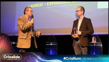 La solution Nestor Ma Maison et Moi récompensée <br> Crisalide numérique 2019