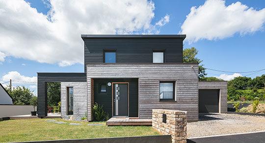 Construction maison bois Trecobois