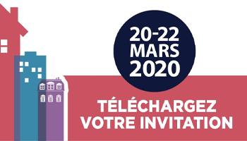 SALON ANNULÉ | Rencontrez nos équipes Trecobois au Salon de l'Immobilier à Toulouse du 20 au 22 Mars 2020