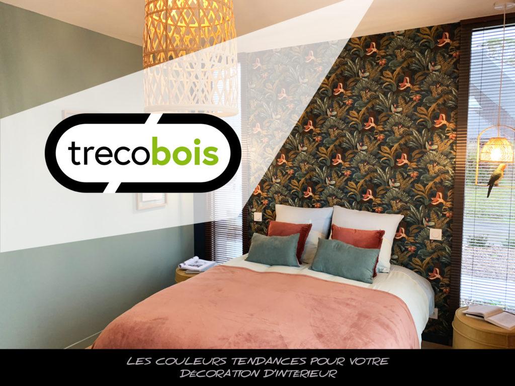 Les couleurs tendances pour votre décoration d'intérieur en 2020 selon Trecobois