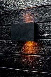 Le Yakisugi ou bois brûlé pour l'intérieur de votre maison