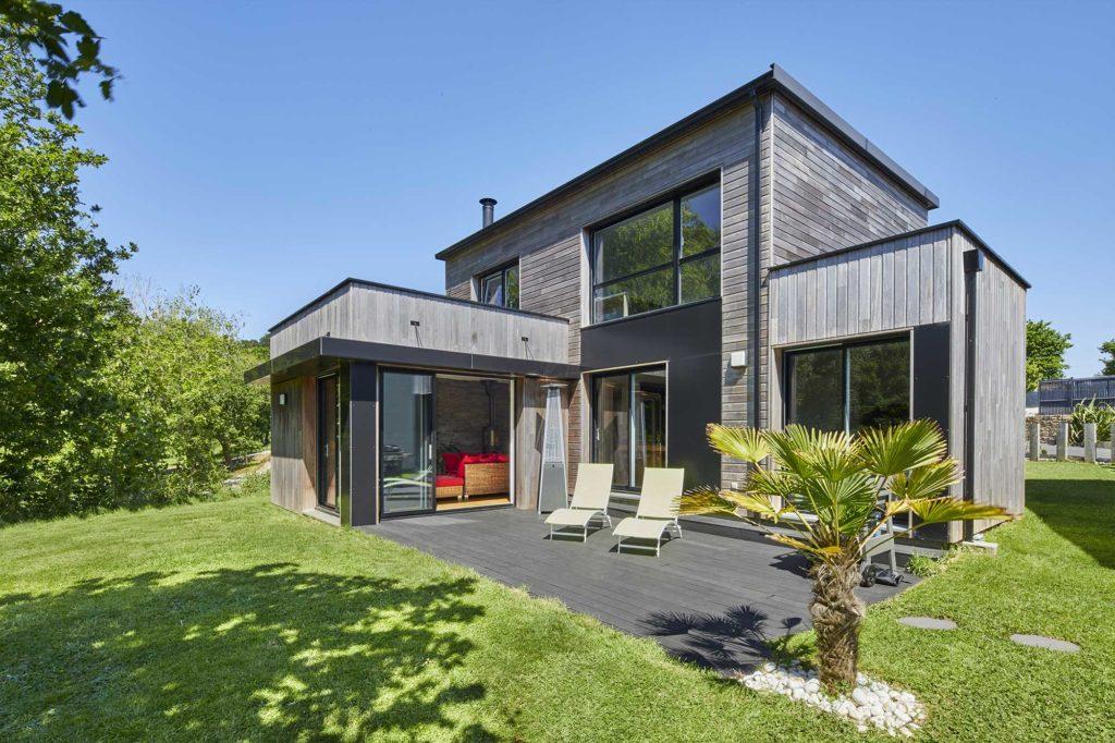 Maison bois innovante Trecobois