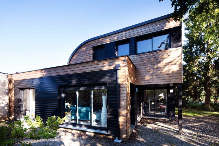 maison bois trecobois