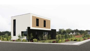 Maison Alleio : une construction en ossature bois