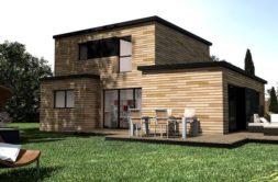 Maison+Terrain de 7 pièces avec 3 chambres à Cestas 33610 – 453500 € - MBL-18-11-12-16