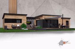 Maison+Terrain de 4 pièces avec 3 chambres à Saint Samson sur Rance 22100 – 185200 € - NGL-18-11-19-3