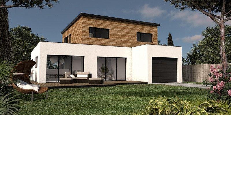 Maison+Terrain de 7 pièces avec 4 chambres à Guipavas 29490 – 350534 € - CPAS-18-12-12-26