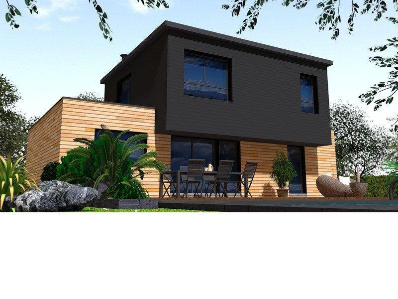 Maison+Terrain de 4 pièces avec 3 chambres à Ergué Gabéric 29500 – 238700 € - CPAS-18-12-27-50