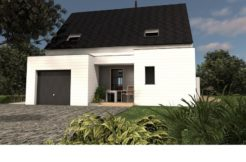 Maison+Terrain de 6 pièces avec 4 chambres à Pleumeur Bodou 22560 – 360490 € - MLAG-18-12-14-31