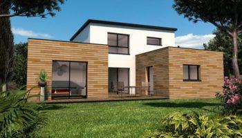 Maison+Terrain de 5 pièces avec 3 chambres à Saint Évarzec 29170 – 303510 € - CPAS-18-11-09-33