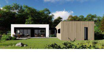 Maison+Terrain de 6 pièces avec 3 chambres à Saint Évarzec 29170 – 420650 € - CPAS-18-12-11-18