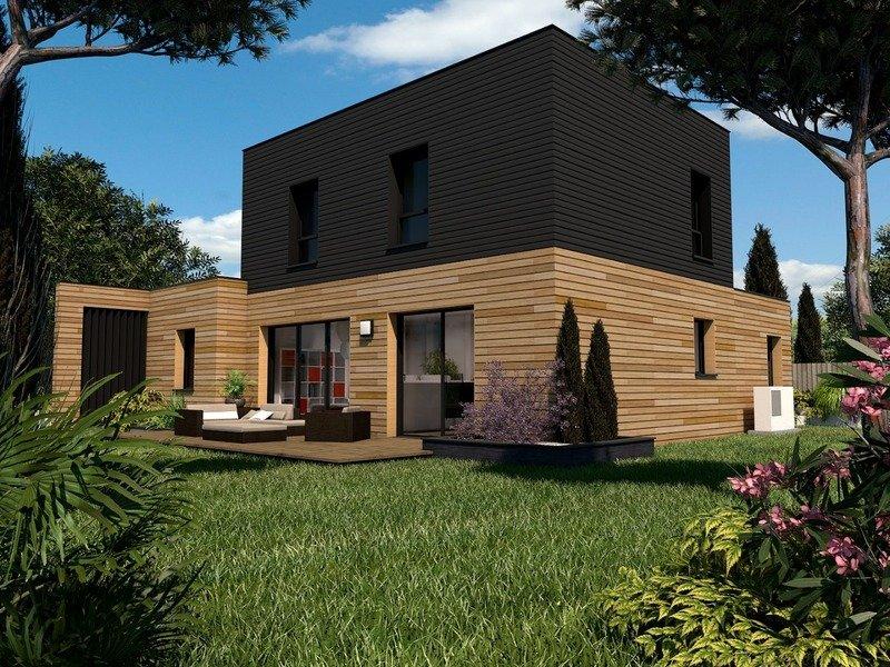 Maison+Terrain de 5 pièces avec 3 chambres à Saint Pabu 29830 – 243500 € - CPAS-18-11-23-75