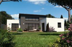 Maison+Terrain de 5 pièces avec 3 chambres à Fouesnant 29170 – 382500 € - CPAS-18-12-17-1