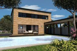 Maison+Terrain de 5 pièces avec 4 chambres à Saint Méloir des Ondes 35350 – 287967 € - MCHO-19-09-03-16