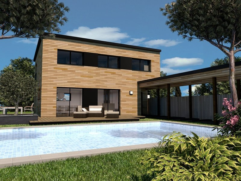 Maison+Terrain de 5 pièces avec 4 chambres à Saint Brieuc des Iffs 35630 – 244336 € - MCHO-18-12-05-7
