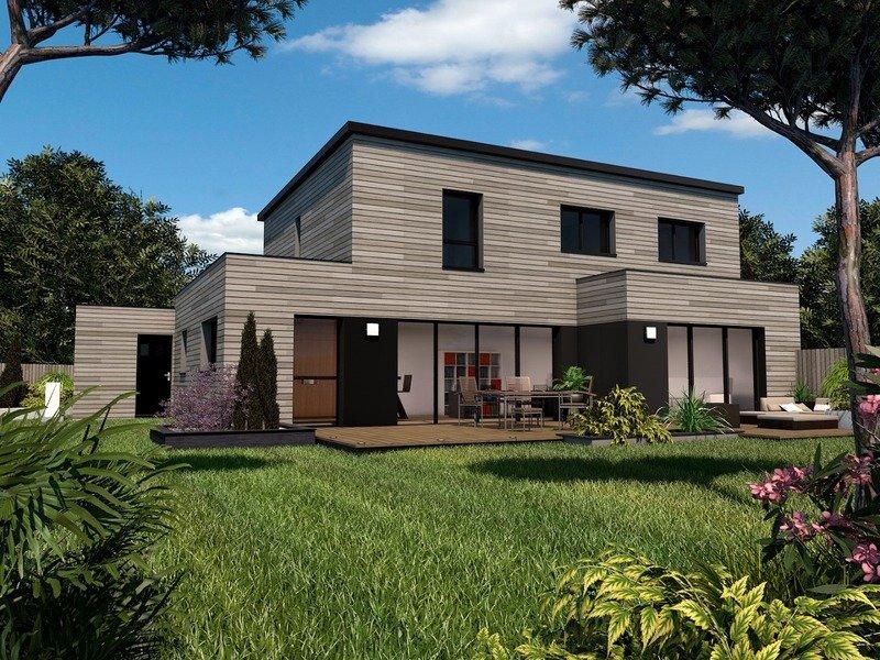 Maison+Terrain de 7 pièces avec 6 chambres à Chapelle du Lou 35360 – 285240 € - MCHO-19-02-26-8