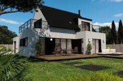 Maison+Terrain de 4 pièces avec 3 chambres à Chapelle du Lou 35360 – 276572 € - MCHO-19-02-26-4
