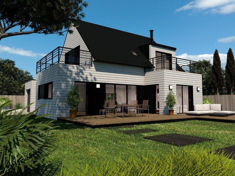 Maison+Terrain de 4 pièces avec 3 chambres à Évran 22630 – 281372 € - MCHO-18-12-05-2