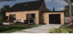 Maison+Terrain de 4 pièces avec 3 chambres à Lécousse 35133 – 174212 € - MCHO-19-02-19-76