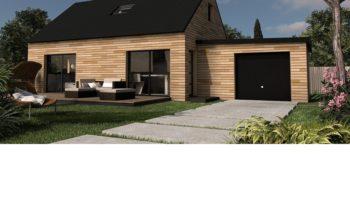 Maison+Terrain de 4 pièces avec 3 chambres à Mézières sur Couesnon  – 180408 € - MCHO-19-07-29-71