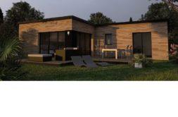 Maison+Terrain de 3 pièces avec 2 chambres à Sens de Bretagne 35490 – 187219 € - MCHO-19-02-19-110