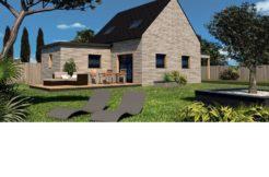 Maison+Terrain de 4 pièces avec 3 chambres à Saint Méloir des Ondes 35350 – 211277 € - MCHO-19-07-23-1