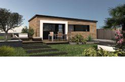 Maison+Terrain de 3 pièces avec 2 chambres à Saint Méloir des Ondes 35350 – 165301 € - MCHO-19-02-27-1