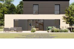 Maison+Terrain de 5 pièces avec 4 chambres à Ergué Gabéric 29500 – 214500 € - CPAS-18-12-12-5