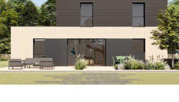 Maison+Terrain de 5 pièces avec 4 chambres à Logonna Daoulas 29460 – 232935 € - CPAS-19-05-02-29