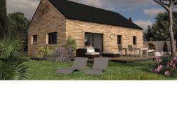 Maison+Terrain de 3 pièces avec 2 chambres à Chapelle du Lou 35360 – 176575 € - MCHO-19-02-26-9
