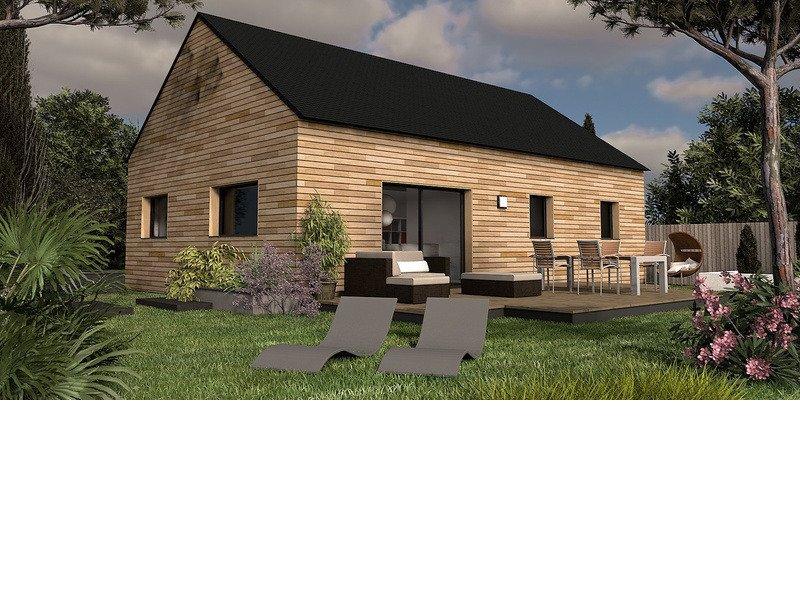Maison+Terrain de 3 pièces avec 2 chambres à Retiers 35240 – 175812 € - MCHO-19-05-15-7